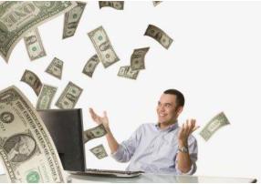 网上赚钱靠谱不,在网上能挣到多少钱? 第2张